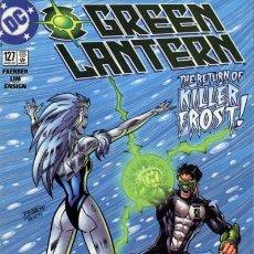 Cómics: GREEN LANTERN #127, DC COMICS, 2.000. USA.. Lote 166426226