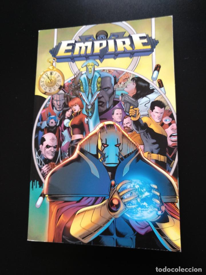EMPIRE TPB - MARK WAID - BARRY KITSON - INGLÉS (Tebeos y Comics - Comics Lengua Extranjera - Comics USA)