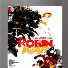 Cómics: ROBIN WAR 2 - DC 2016 - VFN/NM . Lote 166798618