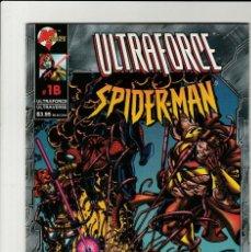 Cómics: ULTRAFORCE/SPIDER-MAN #1B // MALIBU ULTRAVERSE. MARVEL. SPIDERMAN. INEDITO EN ESPAÑA.. Lote 205408992