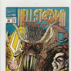 Cómics: US MARVEL: HELLSTORM #12.. Lote 166904668