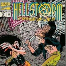 Cómics: US MARVEL: HELLSTORM #13.. Lote 166904700