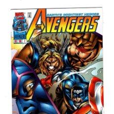 Cómics: AVENGERS 404 / 2 VOL 2 - MARVEL 1996 VFN. Lote 166937280