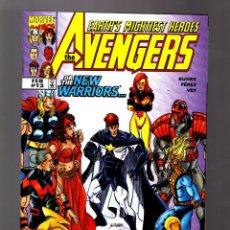 Cómics: AVENGERS 428 (13 VOL 3) - MARVEL 1999 VFN / KURT BUSIEK / GEORGE PEREZ. Lote 166937520