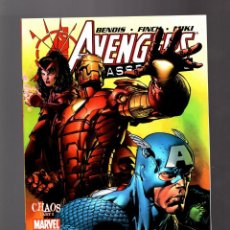 Cómics: AVENGERS 501 - MARVEL 2004 VFN/NM / BENDIS & FINCH / DISASSEMBLED. Lote 166939376
