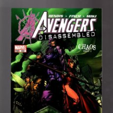 Cómics: AVENGERS 502 - MARVEL 2004 VFN/NM / BENDIS & FINCH / DISASSEMBLED. Lote 166939532