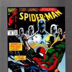 Cómics: SPIDER-MAN 43 - MARVEL 1994 VFN/NM / IRON FIST. Lote 167028340