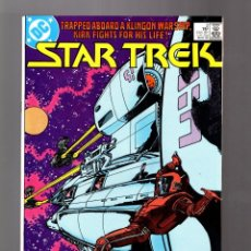 Cómics: STAR TREK 2 # DC 1984 VFN+. Lote 167135592