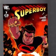 Cómics: SUPERBOY 7 - DC 2011 VFN/NM. Lote 167142748