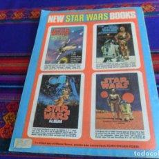 Cómics: CREEPY AÑO 1978, MUCHAS PÁGINAS DE PUBLICIDAD MERCHANDISING STAR WARS LA GUERRA DE LAS GALAXIAS RARO. Lote 167504836