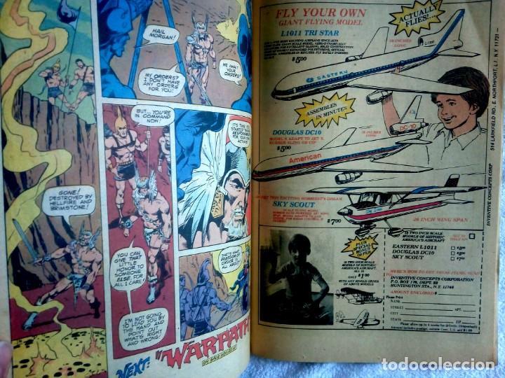 Cómics: DC Comics · Enter the World of THE WARLORD * VOL 5, Nº 29. JANUARY, 1980 - Foto 2 - 167636068