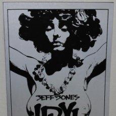 Cómics: IDYL - JEFF JONES - DRAGON'S DREAM 1ST PRINT 1979 TPB - VF/NM 9.0. Lote 167661644