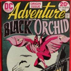 Cómics: ADVENTURE COMICS #428 (1973) - 1ST BLACK ORCHID, ORIGIN ISSUE - (NM- 9.2). Lote 167665096
