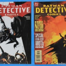 Cómics: DETECTIVE COMICS - #799 & #800 - (1ST SERIES) - (NM 9.4). Lote 167666724