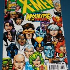 Cómics: UNCANNY X-MEN #376 (1963 1ST SERIES) - APOCALYPSE THE TWELVE - VF/NM 9.0. Lote 167668264