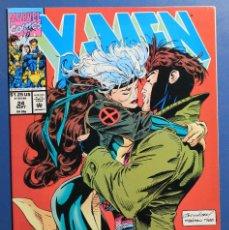 Cómics: X-MEN #24 (1993) - CLASSIC GAMBIT ROGUE KISS COVER - NM- 9.2. Lote 167668344