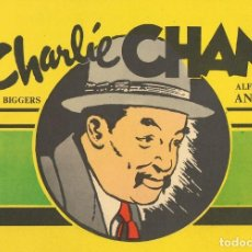 Cómics: COMIC CHARLIE CHAN EARL DERR BIGGERS ALFRED ANDRIOLA VOL. 3 FACSÍMIL. Lote 167734252