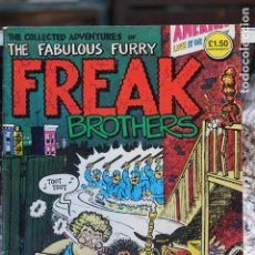 Cómics: THE FABULOUS FURRY FREAK BROTHERS THE COLLECTED AVENTURES. Lote 167798596