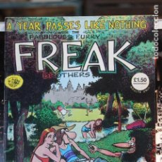 Cómics: THE FABULOUS FURRY FREAK BROTHERS A YEAR PASSES LIKE NOTHING. Lote 167799016