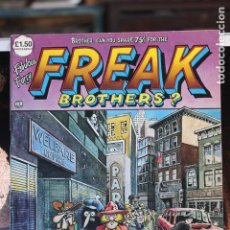 Cómics: THE FABULOUS FURRY FREAK BROTHERS BROTHER CAN YOU SPARE 75 CENTS?. Lote 167799228
