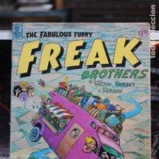 Cómics: THE FABULOUS FURRY FREAK BROTHERS BREAK UP!. Lote 167800036