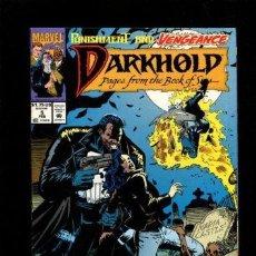 Comics: DARKHOLD 5 - MARVEL 1992 . Lote 167805476