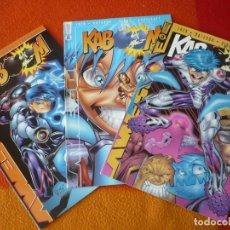Cómics: KABOOM NºS 1, 2 Y 3 ( LOEB MATSUDA ) ( EN INGLES ) ¡MUY BUEN ESTADO! AWESOME USA. Lote 167832776