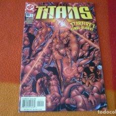 Cómics: THE TITANS Nº 19 ( GRAYSON FAERBER ) ( EN INGLES ) ¡MUY BUEN ESTADO! DC USA. Lote 168016636