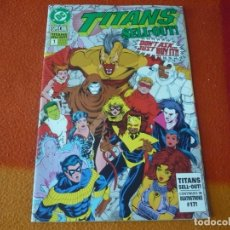 Cómics: TITANS SELL-OUT SPECIAL 1 ( INCLUYE POSTER ) ( EN INGLES ) ¡MUY BUEN ESTADO! DC USA. Lote 168016764