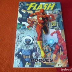 Cómics: THE FLASH ROGUES ( GEOFF JOHNS KOLINS ) ( EN INGLES ) ¡BUEN ESTADO! TOMO DC USA. Lote 168067208