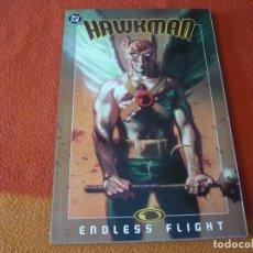 Cómics: HAWKMAN ENDLESS FLIGHT ( JAMES ROBINSON ) ( EN INGLES ) ¡BUEN ESTADO! DC USA . Lote 168067816