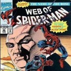 Cómics: WEB OF SPIDER-MAN 89 - MARVEL 1992 GD. Lote 168070076