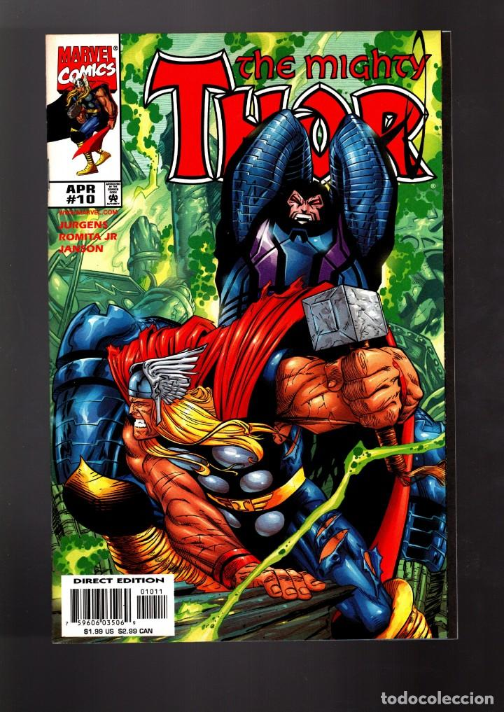 Vol.2 The Mighty Thor No.13 1999 Dan Jurgens /& John Romita Jr.