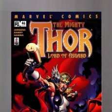 Cómics: THOR 548 / 46 VOL 2 - MARVEL 2002 VFN/NM / THOR GIRL !. Lote 168190304