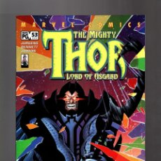 Cómics: THOR 555 / 53 VOL 2 - MARVEL 2002 VFN/NM. Lote 168190588