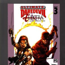 Cómics: ULTIMATE DAREDEVIL AND ELEKTRA 3 - MARVEL 2003 VFN/NM . Lote 168216524