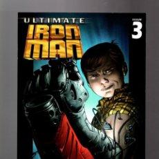 Cómics: ULTIMATE IRON MAN 3 - MARVEL 2005 VFN/NM / ORSON SCOTT CARD & ANDY KUBERT . Lote 168249052
