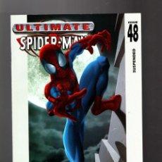 Cómics: ULTIMATE SPIDER-MAN 48 - MARVEL 2003 VFN/NM. Lote 200972452