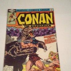 Cómics: CONAN - THE BARBARIAN - MARVEL COMICS GROUP - NUMERO 110 - MBE - ORIGINAL USA - GORBAUD. Lote 168265772