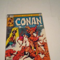 Cómics: CONAN - THE BARBARIAN - MARVEL COMICS GROUP - NUMERO 123 - ORIGINAL USA - GORBAUD. Lote 168265872