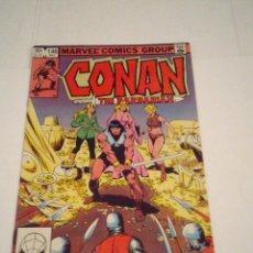 Cómics: CONAN - THE BARBARIAN - MARVEL COMICS GROUP - NUMERO 146 - ORIGINAL USA - GORBAUD. Lote 168265928