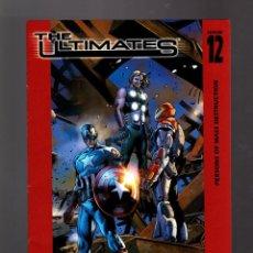 Cómics: ULTIMATES 12 - MARVEL 2003 VFN. Lote 168292764