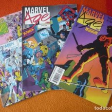 Cómics: MARVEL AGE NºS 122, 126Y 127 THE OFFICIAL MARVEL NEWS MAGAZINE ( EN INGLES ) USA . Lote 168330432
