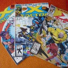 Cómics: X FACTOR NºS 45, 75 Y 84 ( SIMONSON DAVID ) ( EN INGLES ) MARVEL USA . Lote 168366784