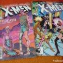 Cómics: THE UNCANNY X MEN Nº 186 Y 189 ( CLAREMONT ) ( EN INGLES ) ¡BUEN ESTADO! MARVEL USA . Lote 168368032