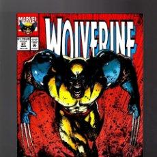 Comics : WOLVERINE 67 - MARVEL 1993 VFN/NM / HAMA & TEXEIRA. Lote 232121460