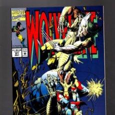 Cómics: WOLVERINE 81 - MARVEL 1994 VFN/NM / HAMA & KUBERT / NIGHTCRAWLER / KITTY PRYDE . Lote 168441376
