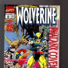 Cómics: WOLVERINE 85 - MARVEL 1994 VFN/NM / HAMA & KUBERT / X-MEN PHALANX COVENANT. Lote 168444744