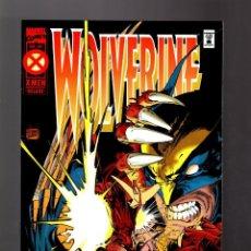 Cómics: WOLVERINE 89 - MARVEL 1995 VFN/NM / HAMA & LAGUNA / GHOST RIDER. Lote 168445764