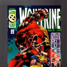 Cómics: WOLVERINE 93 - MARVEL 1995 VFN/NM / HAMA & KUBERT / VS JUGGERNAUT. Lote 168446912